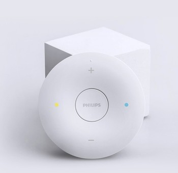 Original Xiaomi Transmitter Remote Controller for Mijia Philips LED Ceiling Lamp Integrated Temperature and Humidity Sensor Smart Remote Control