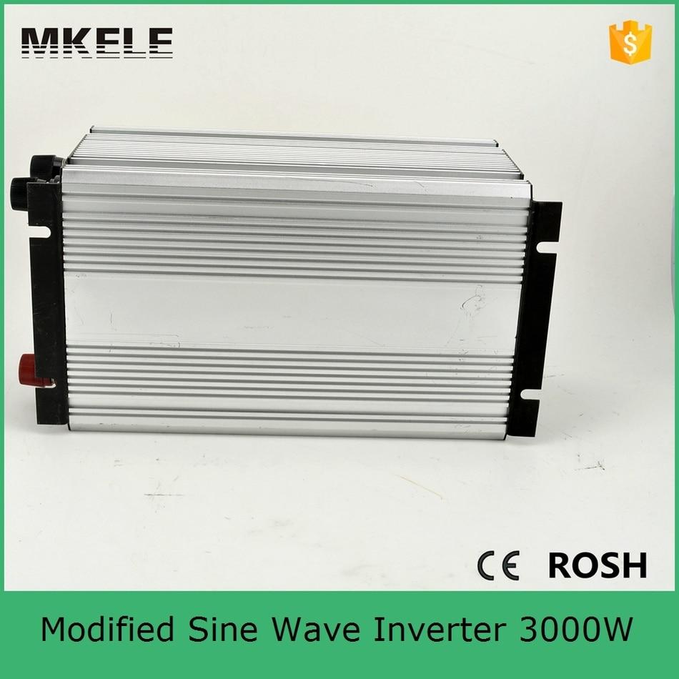 MKM3000-122G motorhome power inverter 3000w power inverter 220v 12v dc ac power inverter modified sine wave home inverter