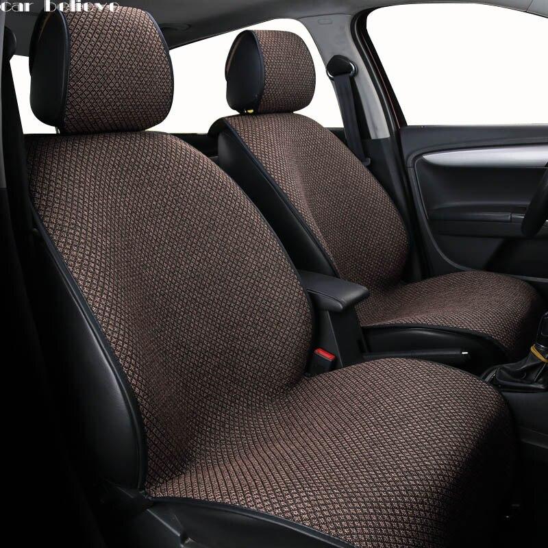Voiture Crois housse de siège de voiture Pour renault logan megane 2 captur kadjar fluence laguna 2 pittoresque accessoires couvre pour véhicule siège
