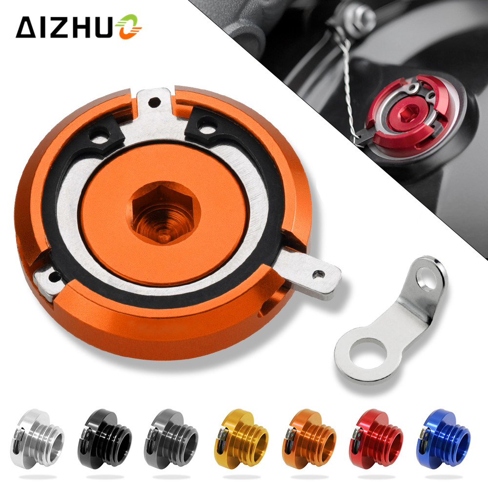 M20*2.5 Motorcycle Engine Oil Filler Cup Cap Reservoir Cup For ktm exc duke 390 duke 125 duke 200 1290 super adventure