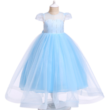 New Summer Dress For Girls Princess Lace Teenager Wedding Dress 5 6 7 8 9 10 11 12 13 14 Kids Dresses For Girls Clothes b s123 new fashion spring girls elegant dresses summer short sleeve princess dress 5 14t teenager kids solid color lace dress