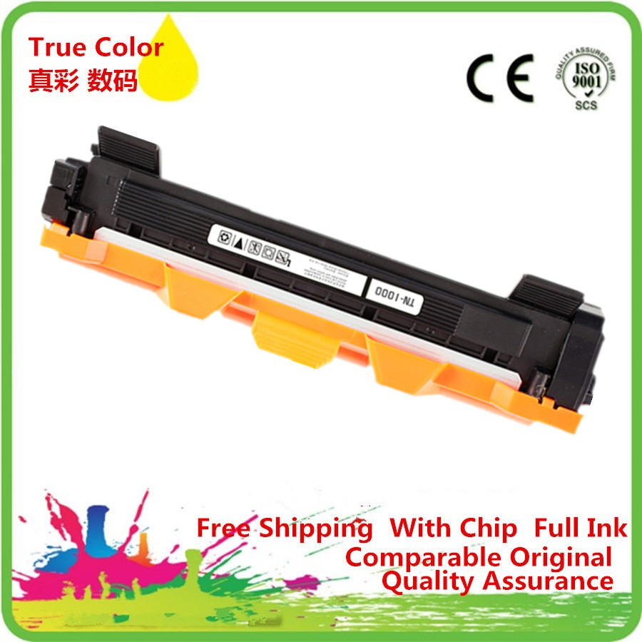 TN1000 TN1030 TN1050 TN1060 TN1070 TN1075 <font><b>Toner</b></font> Cartridge Replacement For <font><b>Brother</b></font> <font><b>HL</b></font> <font><b>1110</b></font> 1110R 1112 1112R MFC 1810 1810R 1815R image
