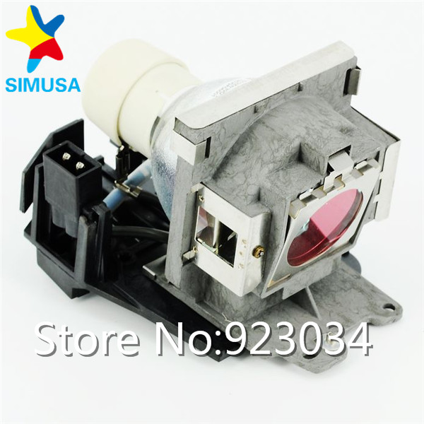 5J.06001.001 Replacement lamp with housing for BEN.Q  MP612/MP612C/MP622/MP622C mp620 mp622 mp625 projector color wheel mp620 mp622 mp625