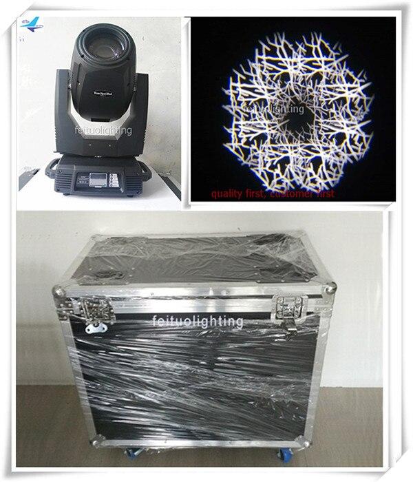 (Flight CASE)China equipment dj 17r spot beam wash 3 in 1 350 w moving head light disco350 flight fps 17