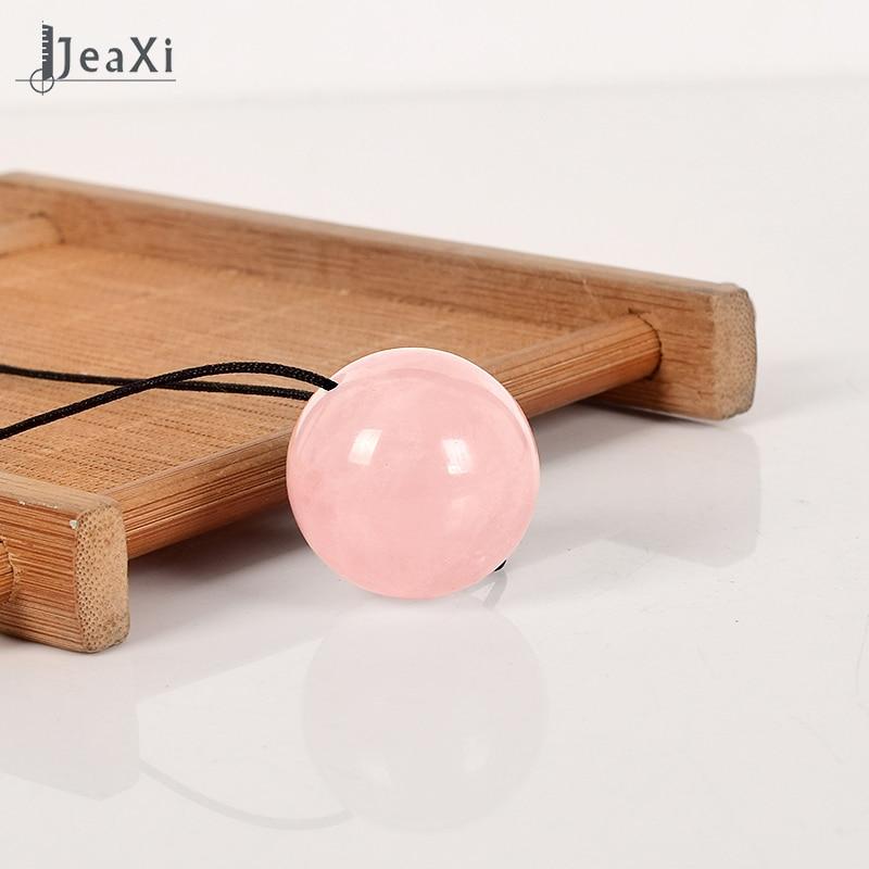 Rose Quartz Gemstone Sphere 25mm