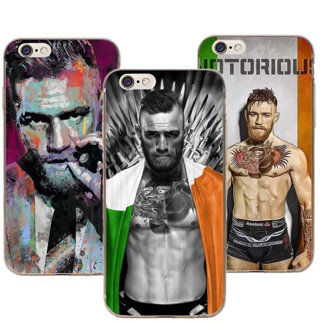 Conor McGregor Phone Case For iPhone 5 – iPhone X