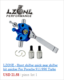 Lzone-curto shifter shift rápido para peugeot 106