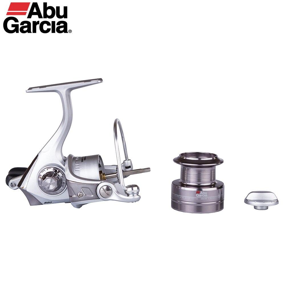 Abu Garcia 1398069 Argent Max 40 5.1 1 Spinning Fishing Reel