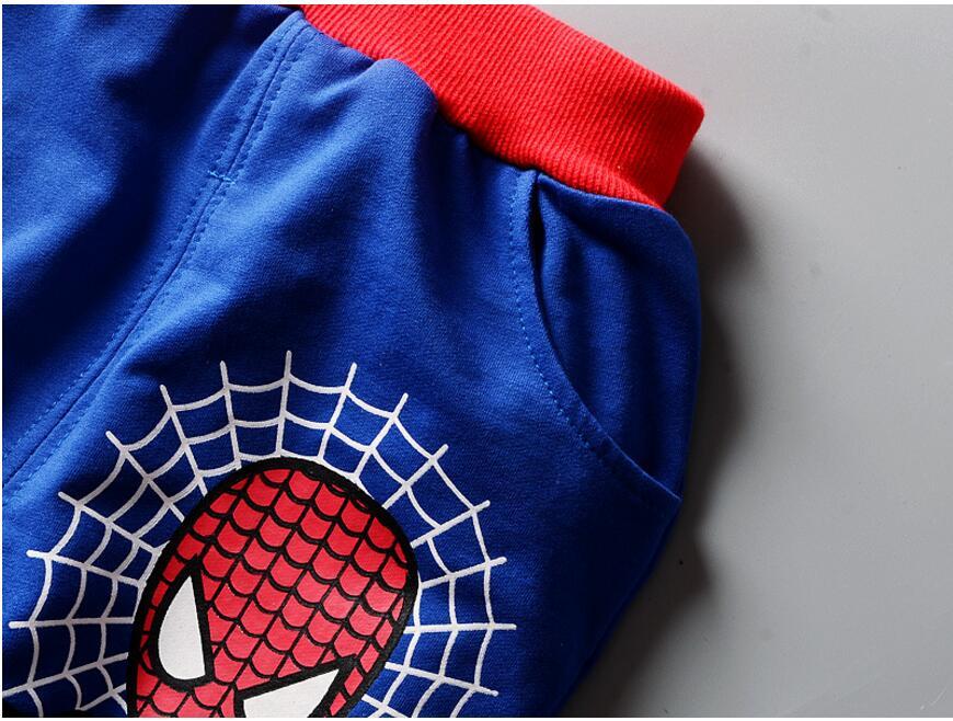HTB1rbynQXXXXXXKaFXXq6xXFXXX9 - Boy's Cool Spring/Summer 3 Piece Set - Coat, Pants, and T-Shirt - Spider Man Design