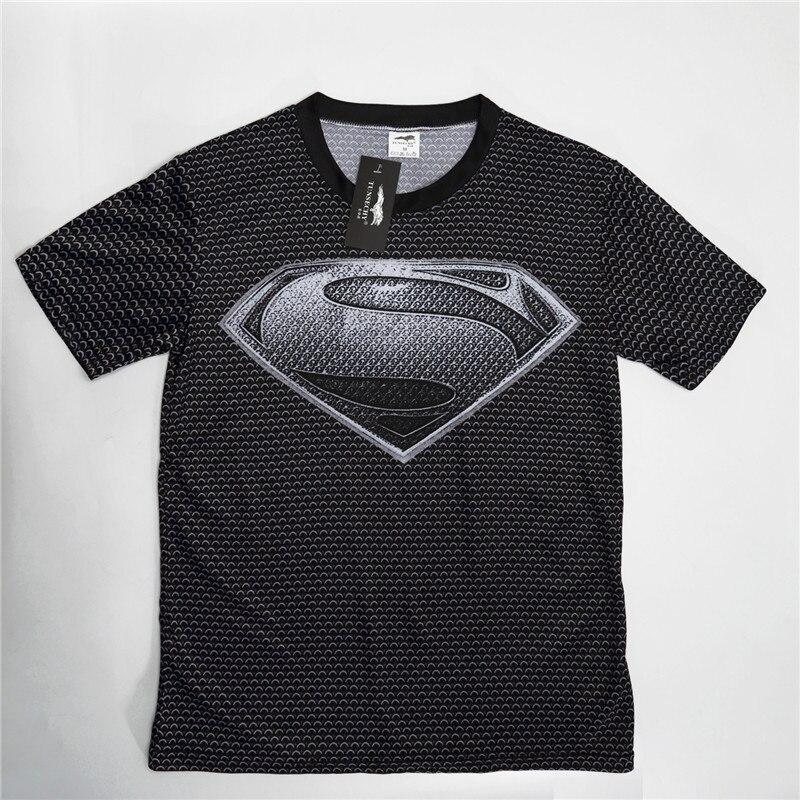 Batman Spiderman Ironman Superman Captain America Winter soldier T shirt Avengers Costume Comics Superhero mens 120