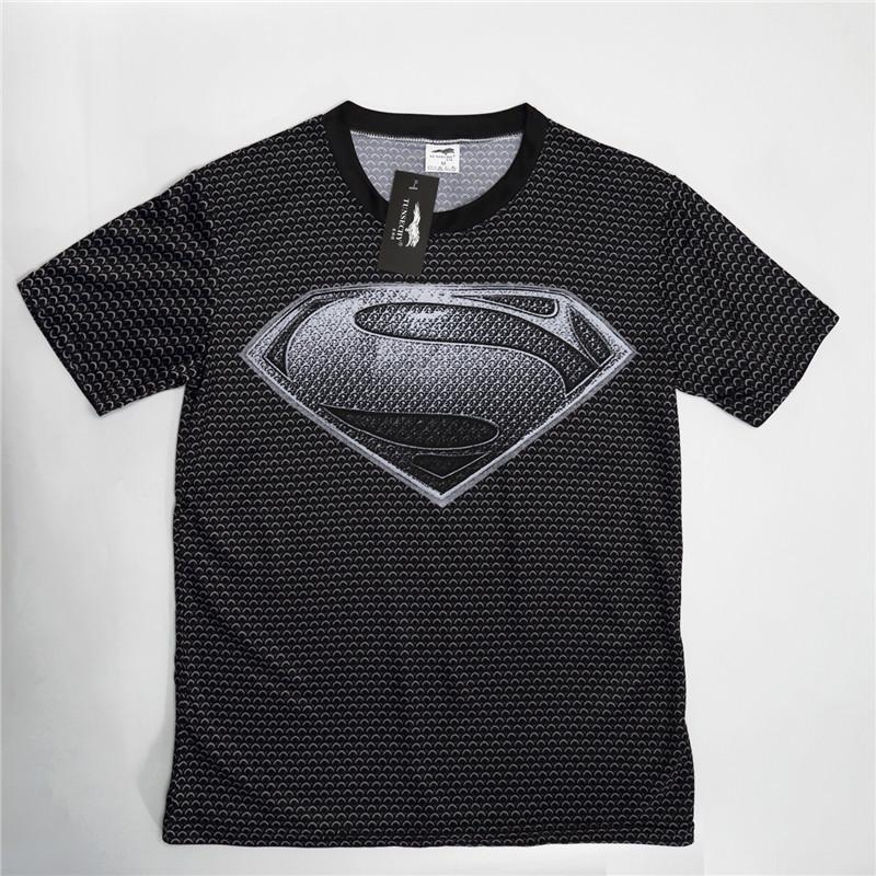 HTB1rbzhQFXXXXb8XXXXq6xXFXXXU - Superman Batman spider man captain America Hulk Iron Man fitness shirts boyfriend gift ideas