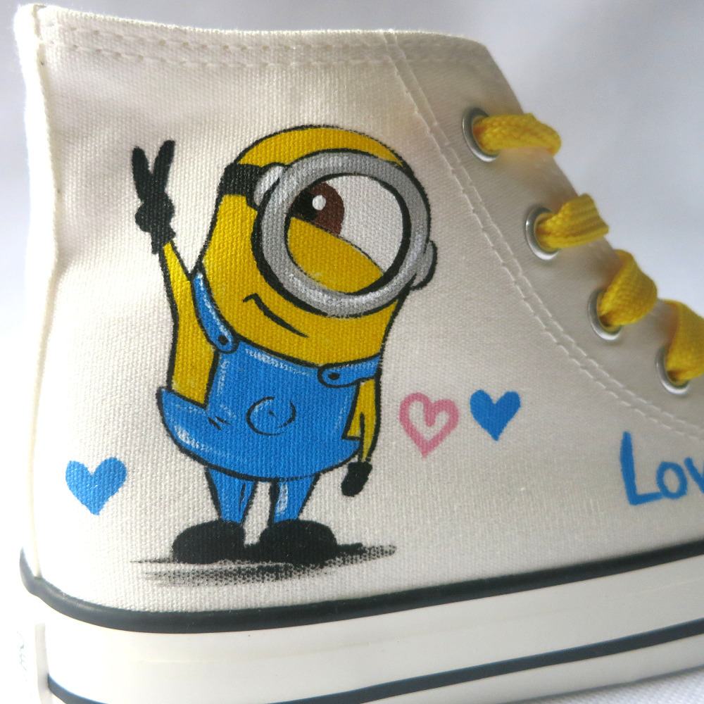 Minion Figur Despicable Cartoon Anime Kinder Me Schuhe TKc31lFJ