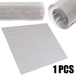 Image 2 - Mayitr 1 adet 304 paslanmaz çelik dokuma hasır filtrasyon #60 kumaş ekran filtresi 30x30cm