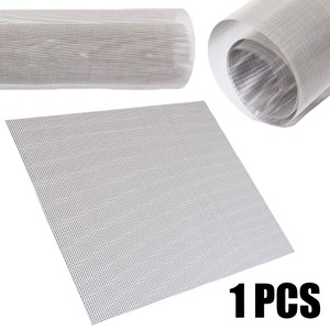 Image 2 - Mayitr 1pc 304 Stainless Steel Woven Wire Mesh Filtration #60 Cloth Screen Filter 30x30cm