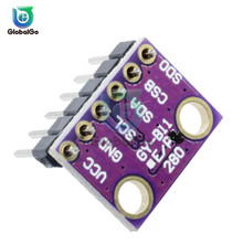 цены I2C BMP280 3.3V Digital Barometric Pressure Altitude Sensor DC High Precision Atmospheric Module for arduino