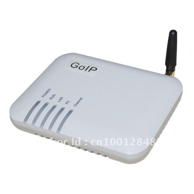 GOIP1,1 port GSM VoIP Gateway,sip voip GSM gateway