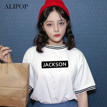 ALIPOP KPOP GOT7 MARK JB Album Shirts K-POP 2016 New Fashion Casual Cotton Tshirt T Shirt Short Sleeve Tops T-shirt DX340