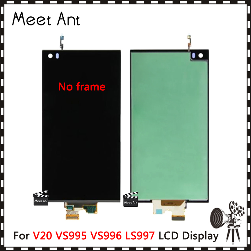 5pcs/lot High Quality 5.7 For LG V20 VS995 VS996 LS997 LCD Display Screen With Touch Screen Digitizer Assembly5pcs/lot High Quality 5.7 For LG V20 VS995 VS996 LS997 LCD Display Screen With Touch Screen Digitizer Assembly
