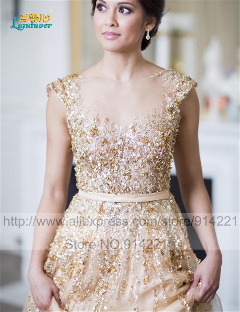 Золотые платья доставка