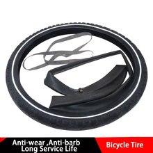 Высококачественные велосипедные шины 700C* 38C резина для велосипедная шина 700 с внутренней трубкой Ультралегкая черная шина для горного велосипеда bisiklet lastik