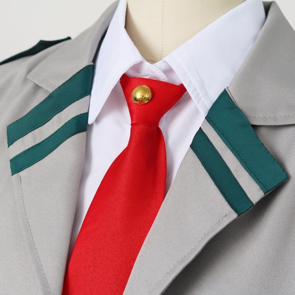 My Hero Academia Cosplay Costume Anime Boku No Hero Academia
