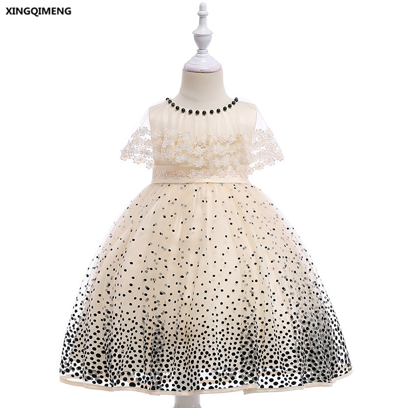 In Stock Lovely Flower Girl Dresses 3 10y Wedding Party Formal