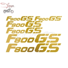 Motorcycle Luggage Box Stickers Saddlebag Decals Logo Sticker For BMW F800GS Universal