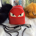 Woman Genuine Leather Backpacks Cute Cartoon Girls Mini Backpack Double Shoulders Bags for Teenage Brand Travel Bag