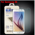 Для Samsung Galaxy S6 S 6 Screen Protector 9 H HD жесткий 2.5D Закаленное Стекло Для Samsung Galaxy S6 G9200 Защитный фильм