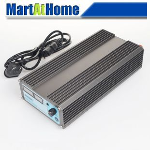 Livraison gratuite réglable 300 W 0-30 V 0-10A Compact numérique DC alimentation commutation OVP/OCP/OTP 110/220 V MCU contrôle BV279 @ CF