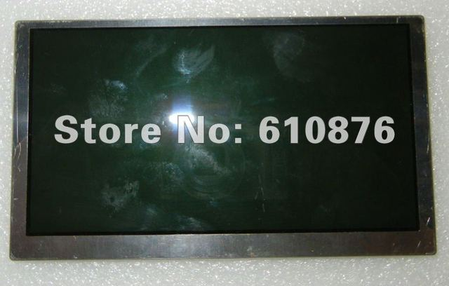 Offer Hottest selling L5S30967P00 Car lcd module,TFT LCD display