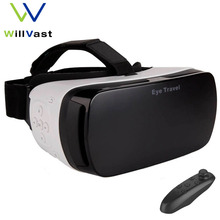 """WV VR Space Eye Travel Glasses competitive for Android iPhone 4.7-5.5"""" Samsung Gear VR BOX for Samsung Note Galaxy S6 S Edge"""