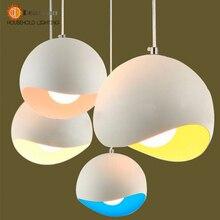 Modern Aluminum Pendant Lamp Foyer Lamp Dining Room Pendant Light Loft Lamp Free Shipping