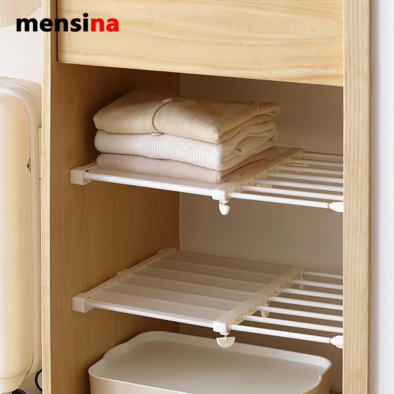 The Retractable Layered Cabinet Cabinet Receives The Kitchen Cabinet  Bathroom Sandwich(China (Mainland)