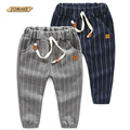 Boys Pants Classic Striped Casual Pants Fashion England Style Kids Trousers Children Costume Boys Clothes Toddler Boy Clothing
