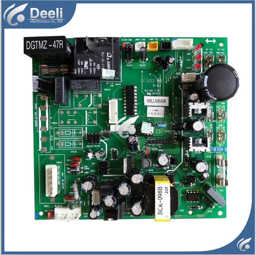 for air conditioning frequency conversion module KRZA-4-5174-424-XX-0.D control panel used board good working 95% new good working for frequency conversion module fsbb20ch60c power module 2pcs set