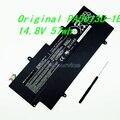 Genuine new pa5013u-1brs pa5013u bateria do portátil para toshiba portege z835 z830 z930 z935 ultrabook 14.8 v 3060 mah com frete ferramentas