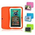 7 de polegada Quad Core Crianças Tablet PC Projetado para As Crianças da Educação Android 4.4 Pré-carregados Apps e Jogos Educativos presente Das Crianças
