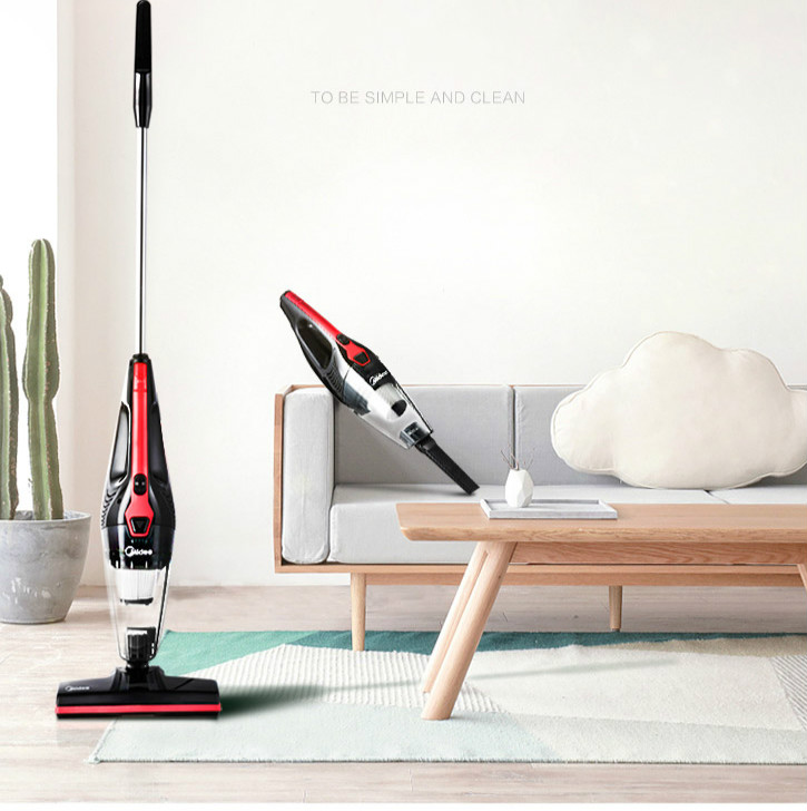 цена на Famous Brand Portable 2 In 1 Vacuum Cleaner Household Strong Small Handheld Home Car Vehicle Mini Vacuum Cleaner