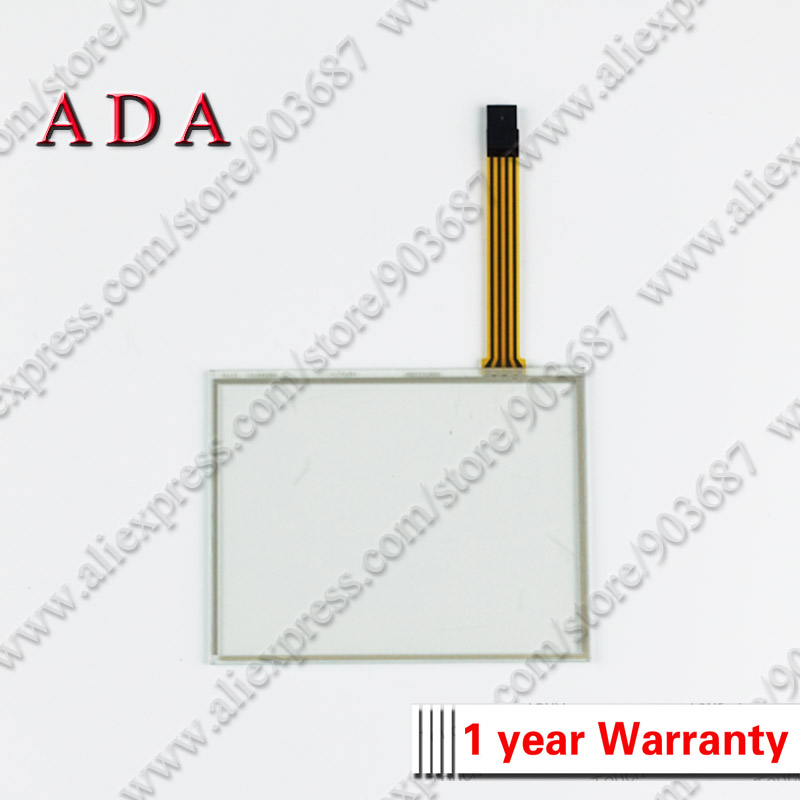 Touch Screen Panel Glass Digitizer for UNIOP ETOP10-0050 with Overlay