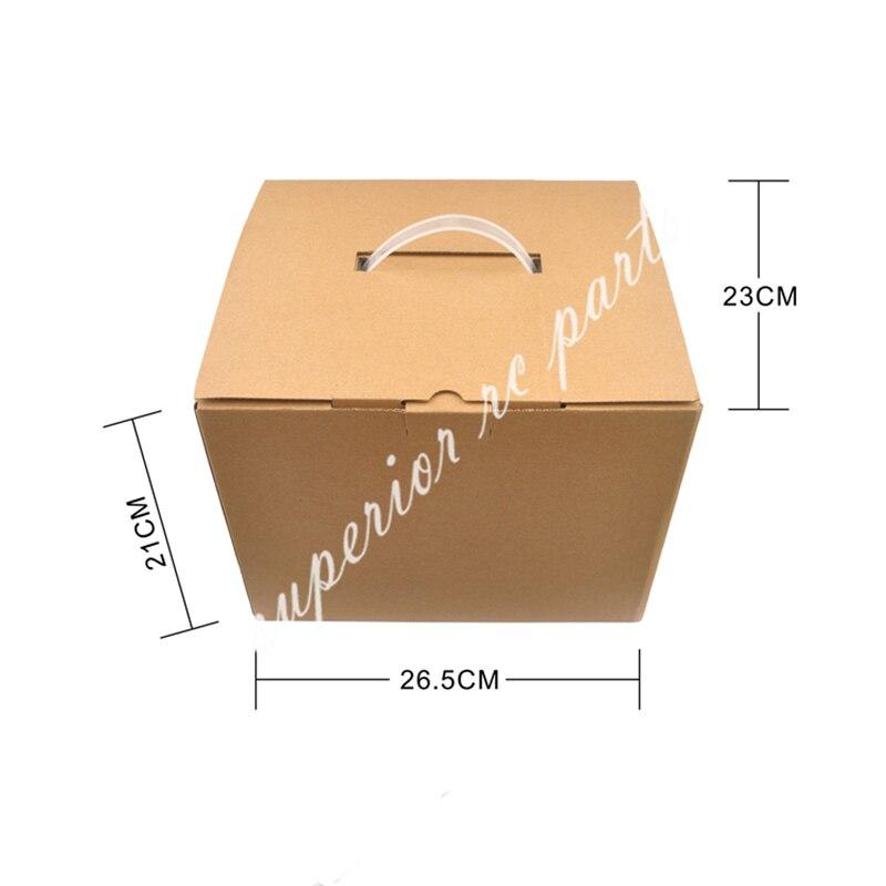 Cardan sans balais HG3D + trois axes avec GH3 GH4 GH5 édition intégrée HDMI à AV obturateur à distance pour la photographie RC FPV - 6