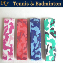 Free Shipping—12 pcs/lot – Badminton Racket/Tennis Racquet Grips/Overgrip Colorful Prints psychedelic grip