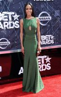 Frete grátis olive verde aberto para trás sereia vestido do tapete vermelho hl bandage dress top quality 2016