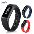 2017 iwown i5 plus Smart Bracelet Bluetooth 4.0  Sleep Monitor Caller Remind Smart band for  IOS 7.0 Android 4.3 or above