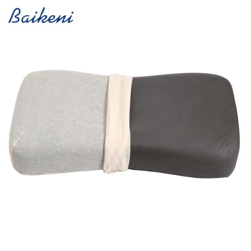 Bamboo Charcoal Memory Foam Pillow Cervical Health Care Sleeping Massage Bed Pillows Orthopedic Therapy Neck pillow Slow Rebound