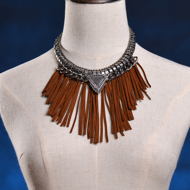 Tribal Strength Necklace