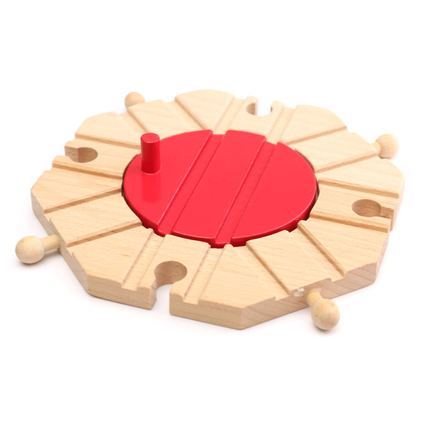 1pcs Miniature Wooden Train Switch Track Set Circular Turntable Educational Toys Boy Kids Toy Fit Thomas and Brio-in Diecasts u0026 Toy Vehicles from Toys ...  sc 1 st  AliExpress.com & 1pcs Miniature Wooden Train Switch Track Set Circular Turntable ...