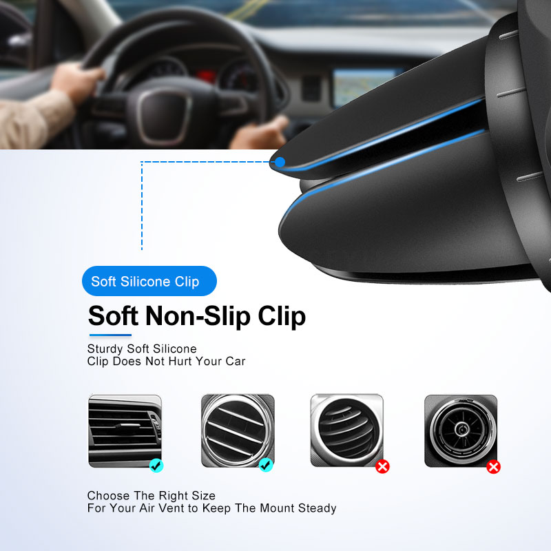 Magnetic Phone Holder for Xiaomi Pocophone F1 Huawei Car GPS Air Vent Mount Magnet Cell Phone Stand Holder for iPhone 7 Samsung in Phone Holders Stands from Cellphones Telecommunications