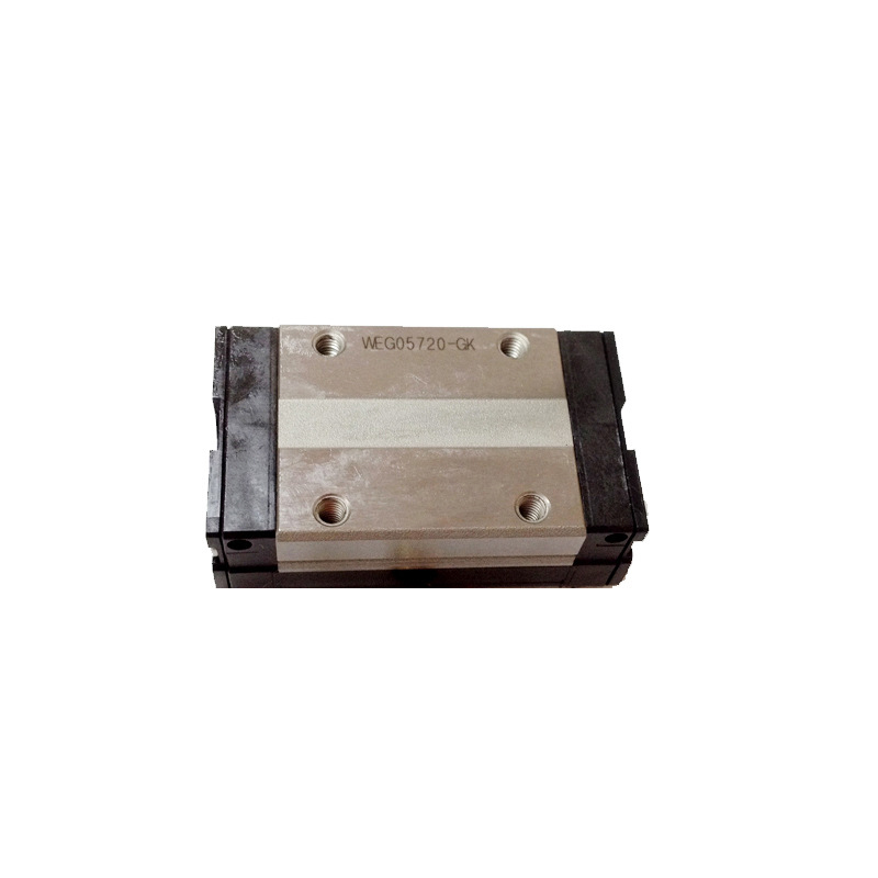 for Tajima embroidery machine parts imported Nissan THK linear guide slider X axis linear guide rail