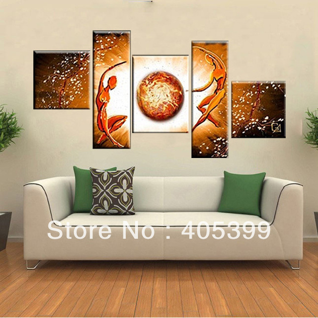 Metel Color Oil Painting On Canvas Wall Art ,Modern Oil Painting  for Home Decoration Huge Size Offered JYJZ044